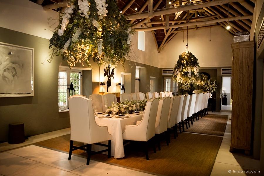 Grande Provence Franschhoek wedding venue